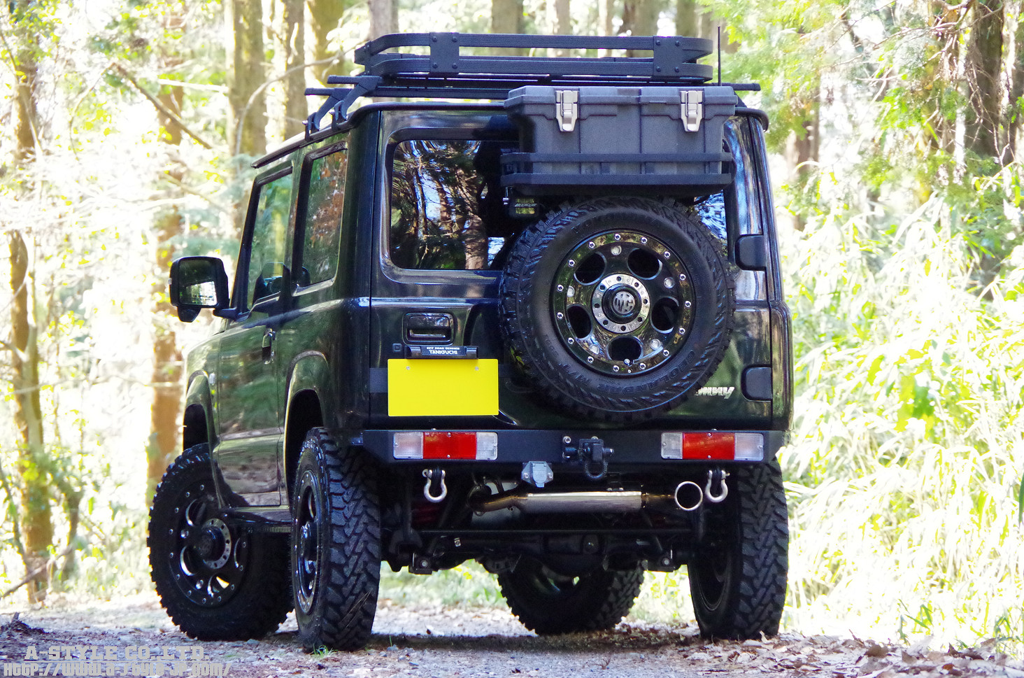 A-STYLE CO.,LTD. JB64W/NEW Jimny DEMO-CAR!