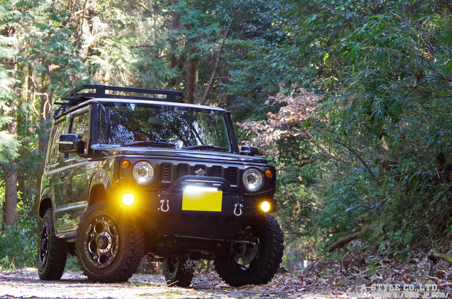 A-STYLE CO.,LTD.JB64W New Jimny Demo-Car!